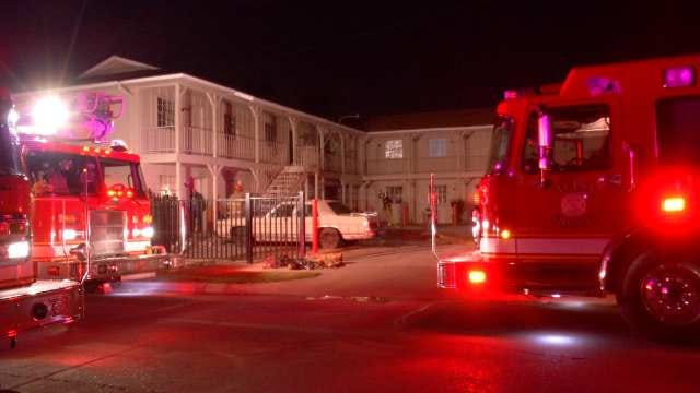 Tulsa Firefighters: Old Wiring Causes Small Apartment Fire