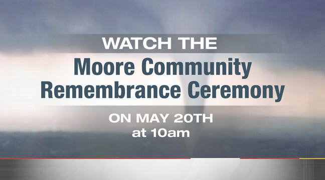 Remembrance Ceremony Scheduled Tuesday In Moore