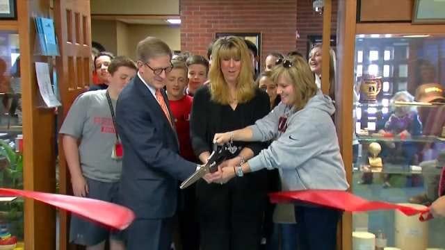 Port Of Catoosa Maritime Education Center Opens