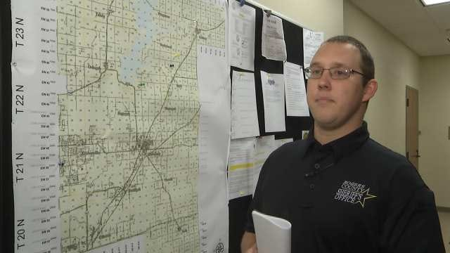 Rogers County Crime Fighting Goes High Tech With Mapping Software