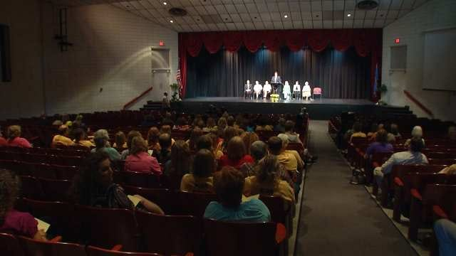 Broken Arrow North Intermediate Set To Close At End Of The School Year