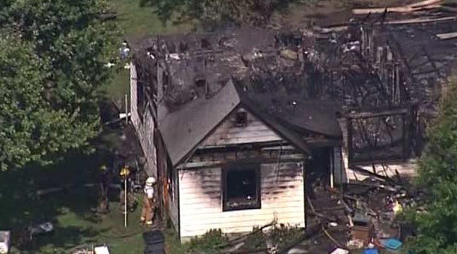 Dogs, Horse Found Shot At Site Of Porter-Area House Fire