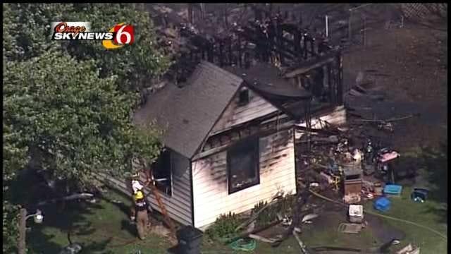 Investigators Believe Porter Arsonist Had Grudge Against Homeowners
