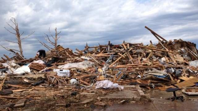 Jenks A Fresh Start For Couple Who Lost Home In Moore Tornado