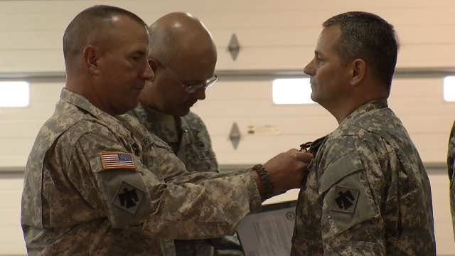 Oklahoma Man Wanted To Keep Purple Heart Quiet