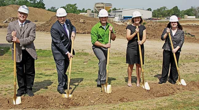 RSU Breaks Ground On New Student Housing Building