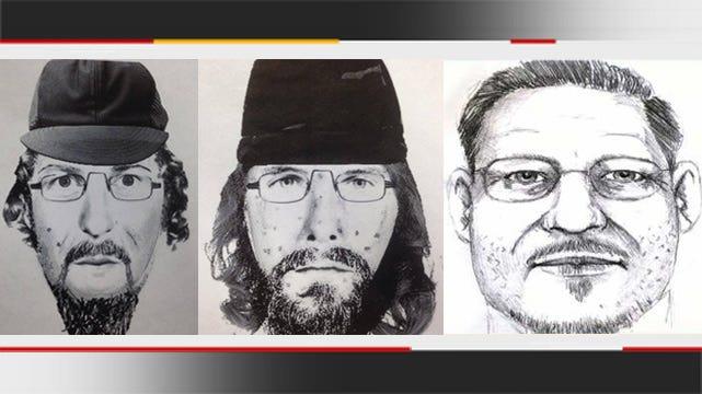 Tulsa Police Release New Sketches Of 'Lemonade Stand' Rape Suspect
