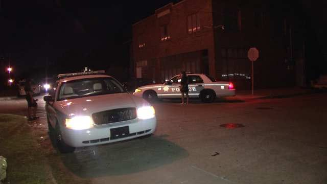 Tulsa Police: Shots Fired During Armed Robbery