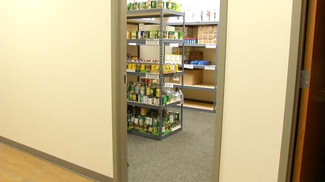 NSU Food Pantry Providing Meals For Students Struggling Financially