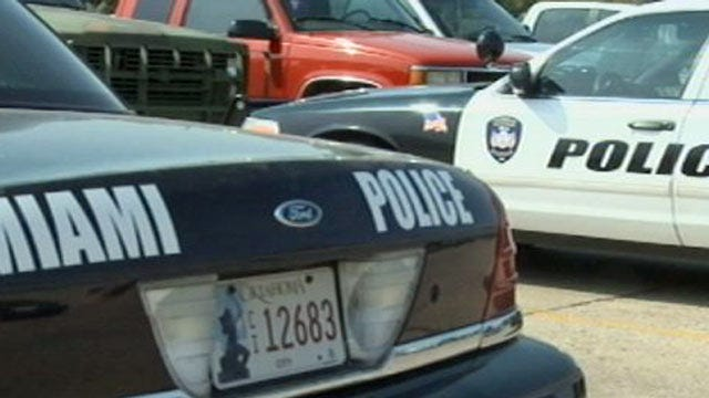 Oklahoma Multi-County Grand Jury Indicts Miami Police Officer