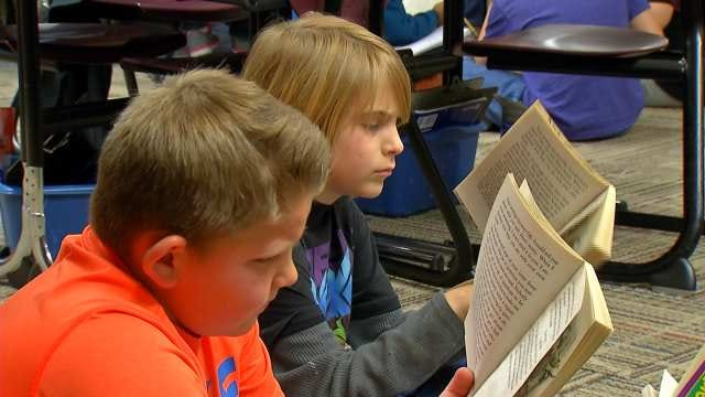 Oklahoma Teacher Fears Promoting 'Low Readers' Sets Kids Up To Fail