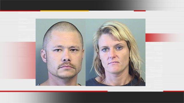 Tulsa Deputies: Sand Springs Couple Arrested After Dog Bites Children