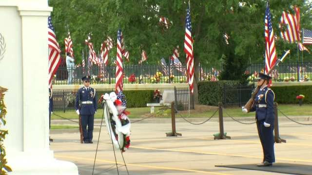 Civil Air Patrol Cadets To Re-Enact Ceremony At Floral Haven This Weekend