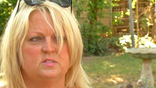 Mother Of Tulsa Veteran Doesn't Fault Police For Shooting Him