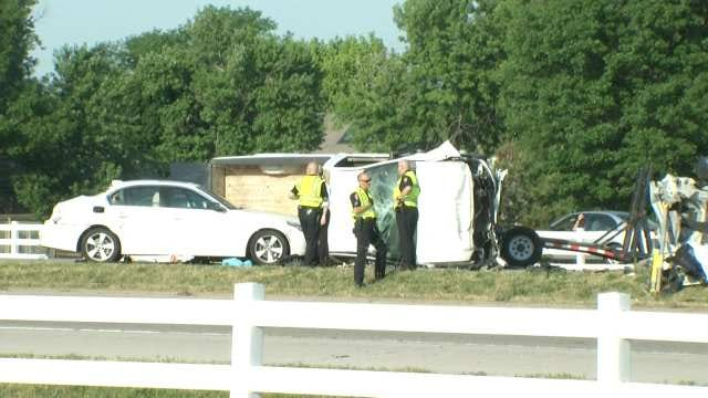 Owasso Police: Distracted Driving May Have Caused Wreck That Killed Child
