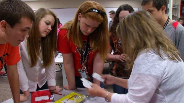 Union 8th Graders To Participate In NASA's 'Cubes In Space'