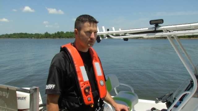 Wagoner County Sheriff's Patrol Boat Expected To Enforce Lake Law