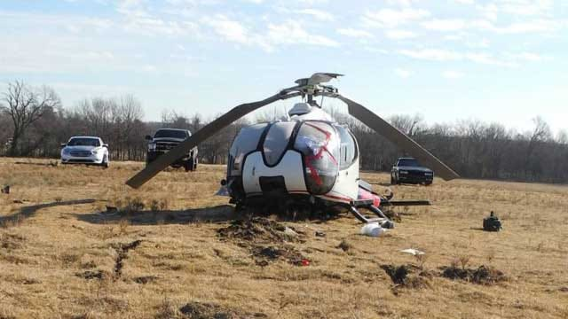 NTSB Blames Maintenance Personnel For 2013 Cromwell Medical Helicopter Crash