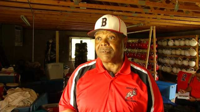 Okmulgee Volunteers Devastated After Thieves Take From Youth Program