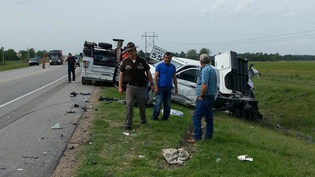 One Dead In Truck Crash On Highway 169 Near Nowata