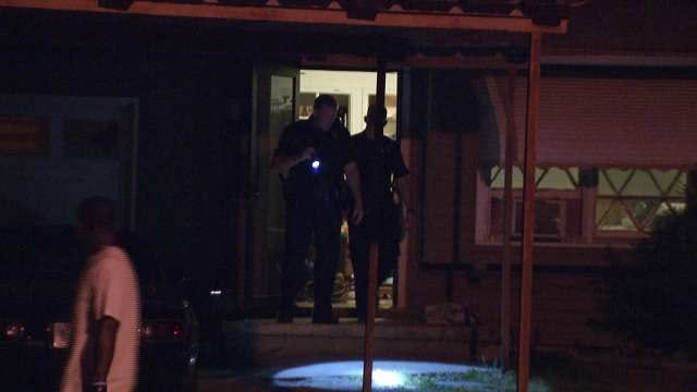 Tulsa Woman Shot After Seeing Laser Pointed At Her Home