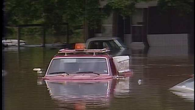 Tulsa's Response To '84 Memorial Day Flood Sets Engineering Standard