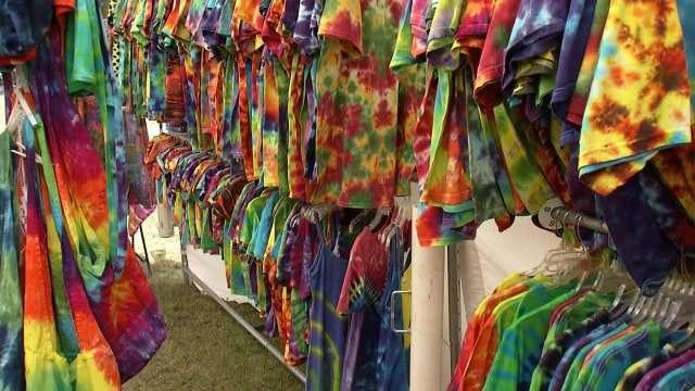 Backwoods Bash Brings Woodstock Feel To Keystone Lake