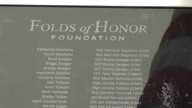 PGA Pros, Celebrities Honor Troops, Raise Money At Owasso Patriot Cup