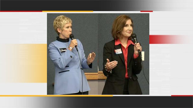 Candidates For State Superintendent Meet In Muskogee Forum