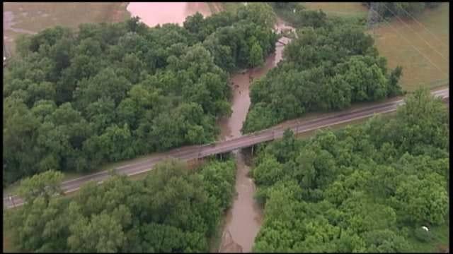 Haikey Creek Flood Prevention Projects Begin In Bixby