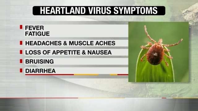 Tick-Borne Heartland Virus Claims Life Of First Oklahoman
