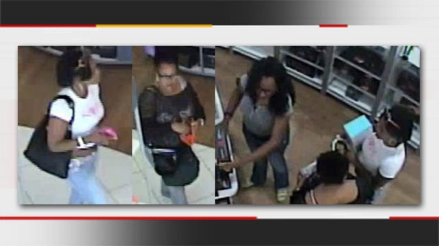 Tulsa Police Issue Photos Of 'Screaming' Crime Suspects
