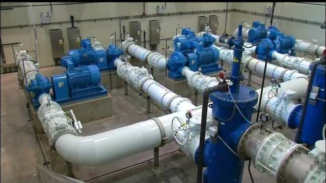 Broken Arrow Using New $60 Million Water Treatment Plant