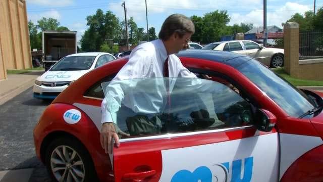 Mayor On Wheels, Bartlett Volunteers For Meals On Wheels