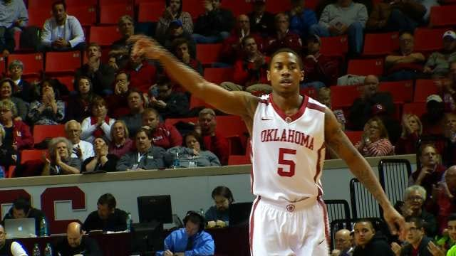 OU Basketball Player Hit By Stray Bullet