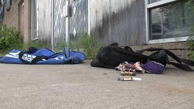 Thieves Stall, Don't End Tulsa Man's Auto Shop Dream