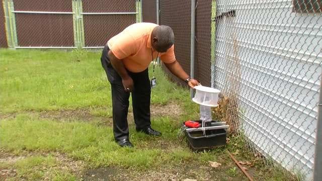Tulsa Health Department Begins Mosquito Surveillance Program