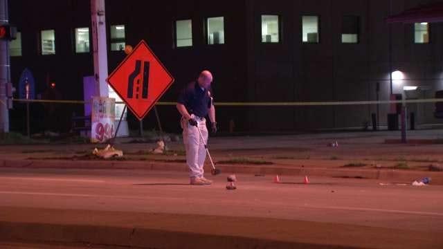 Tulsa Man Beaten With Metal Pole And Concrete Chunks