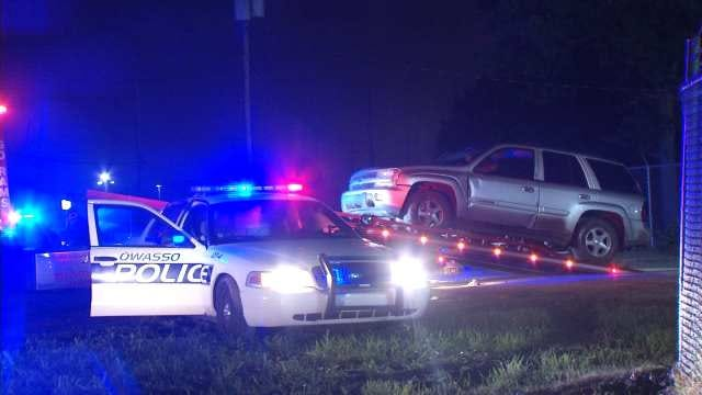 Woman And Teen Arrested After Owasso Police Chase