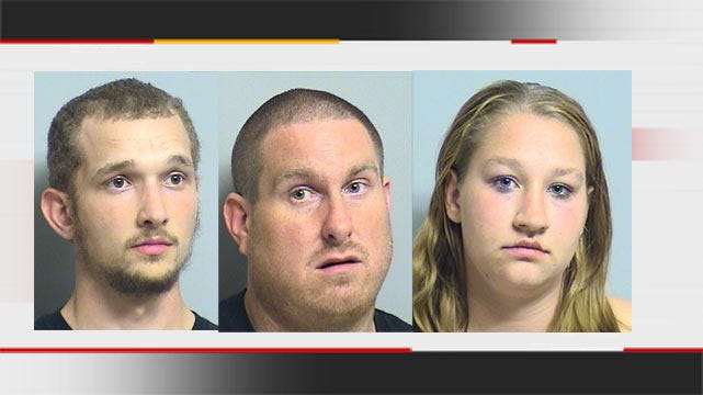 Four Arrested After Tulsa Police Officer Attacked During Traffic Stop