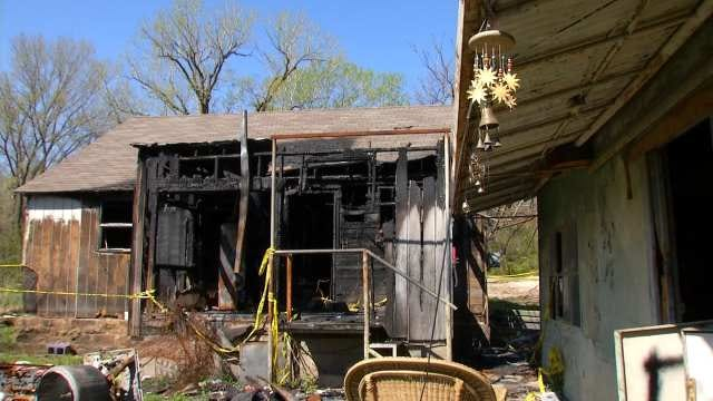 No Charges Filed In Bartlesville Fatal Fire, For Now