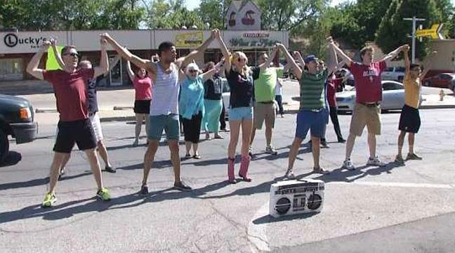 Theatre Company Stages Flash Mobs To Protest City Of Tulsa Budget Cuts