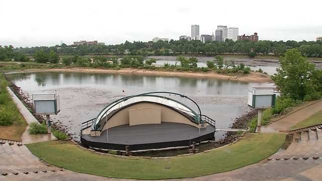 River Parks Floating Amphitheater Sells For $550 At City Auction