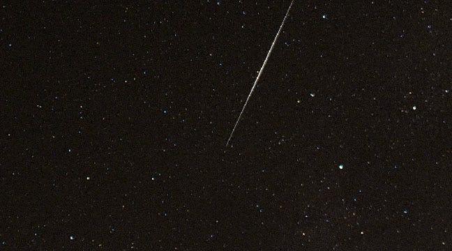 Skywatch: Halley's Comet Debris To Provide Meteor Show