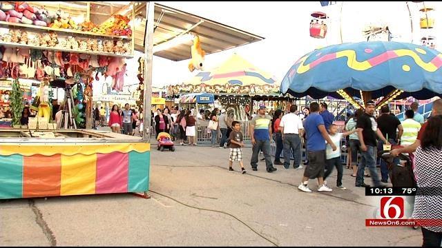 Tulsa Celebrates With Cinco De Mayo Carnival