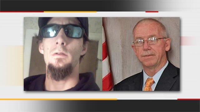 Tulsa Man Charged In Death Of Arkansas Lawman