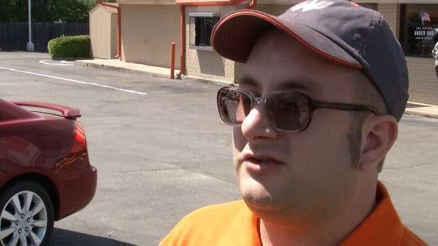 Citizen Complaints Help Lead Tulsa Police To Amber Alert Suspect