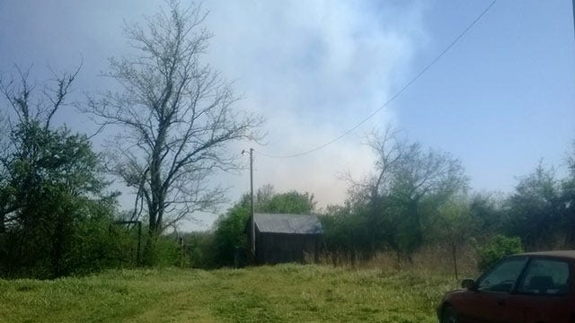 Evacuations Ordered For Terlton Area, Wildfires Continue To Burn