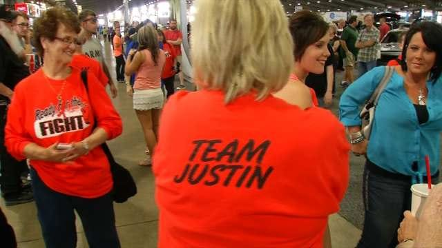Make-A-Wish, Volunteers Work To Give Green Country Teen Car Of His Dreams
