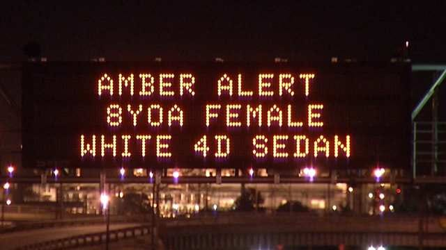 Tulsa Police: Amber Alert Essential In Saving Child From Abductor